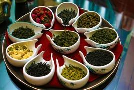 Разнообразие чаев вокруг нас