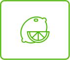 Зеленый ароматизированный