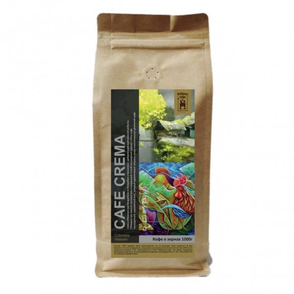 Кафе Крема (Cafe Crema)