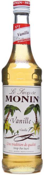 Monin Ваниль