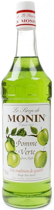 Monin Зеленое яблоко