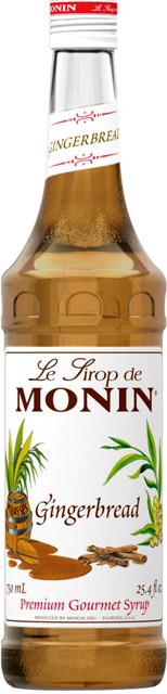 Monin Имбирный пряник