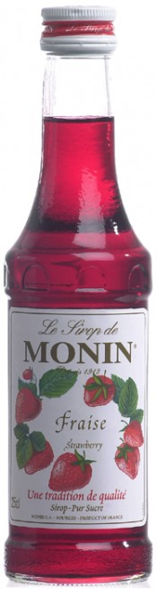 Monin Клубника