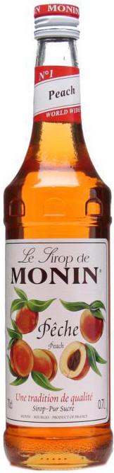 Monin Персик