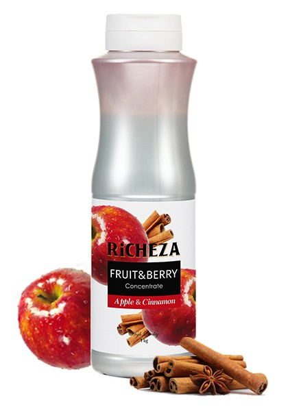 Яблоко-корица, концентрат Richeza 1кг