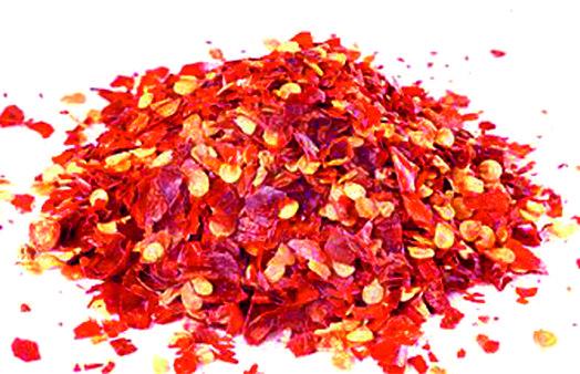 Перец красный дробленый Чили (Аджика)