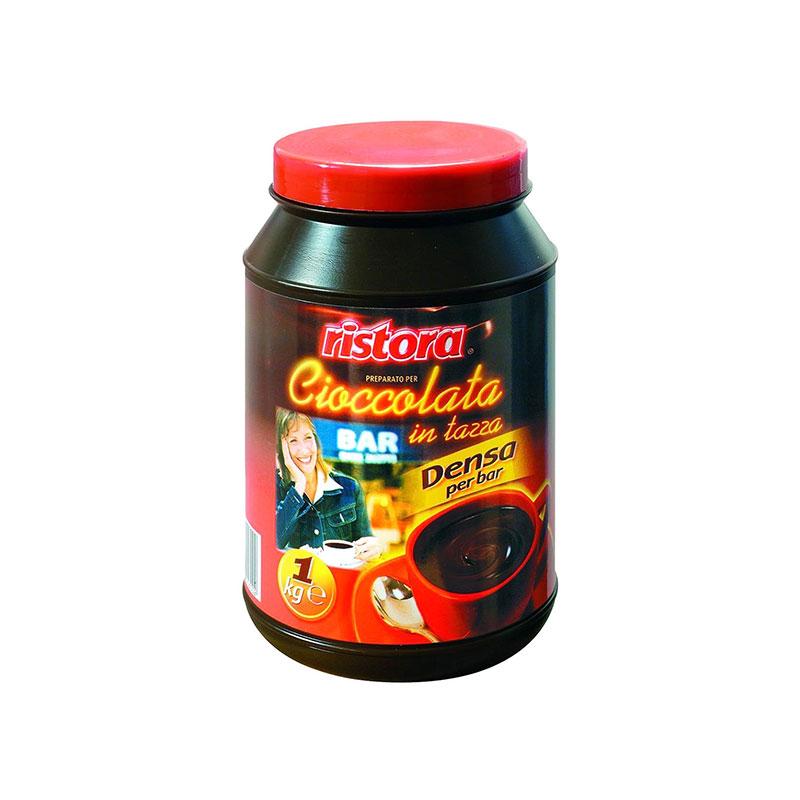 "Горячий шоколад ""Ristora"" (банка) 1кг"