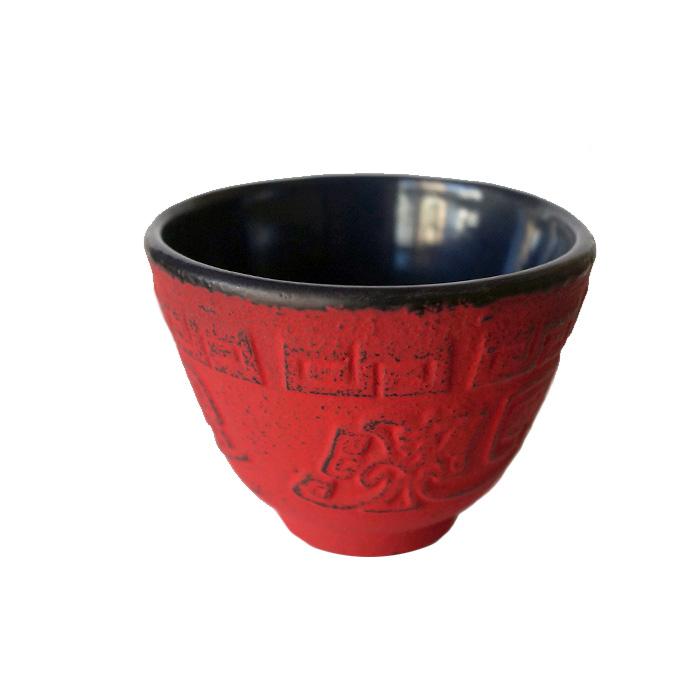 "Чугунная чашка ""Мэйхуа"", объем 120 мл."
